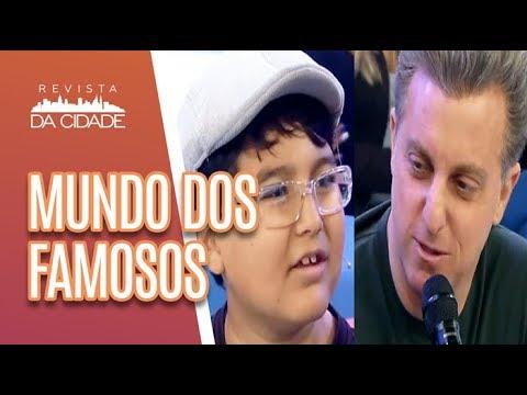 Luciano Hulk OPORTUNISTA? + Fátima fala sobre casamento de Bonner - Revista da Cidade (25/06/18)