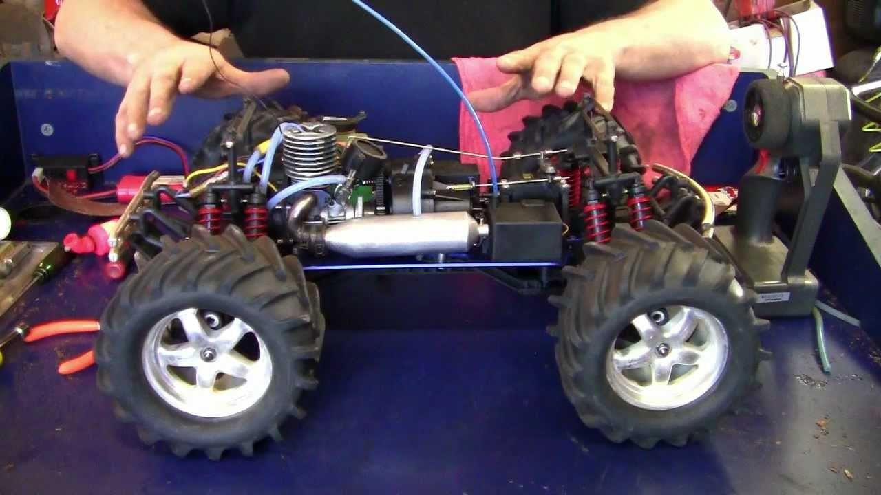 hight resolution of traxxas t maxx reassembly
