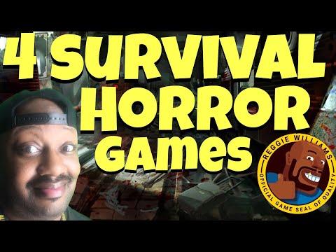 4 survival horror games (horror insider show ep.1)