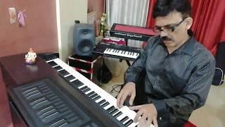 Download Aap Ki Nazro ne Samjha Pallav Pandya My 1st E Piano instrumental MP3 song and Music Video