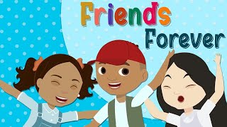 Great Little Ones - Friends Forever & Ever | Fun Kids Songs in ENGLISH | Funny Kids Videos