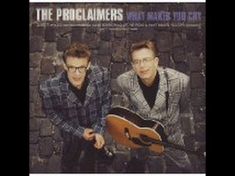 The Proclaimers-Cap In Hand-Lyrics