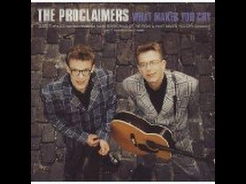 The Proclaimers Cap In Hand Lyrics Youtube