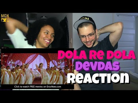 Dola Re Dola - Devdas | REACTION