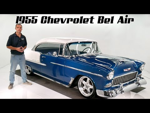 1955 Chevrolet Bel Air For Sale At Volo Auto Museum (V18592)