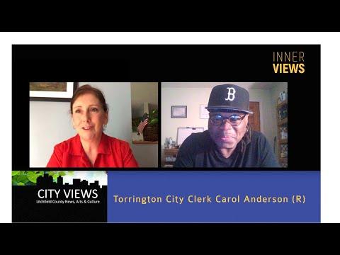 InnerViews: Torrington City Clerk Carol Anderson Interview (7/03/2020)