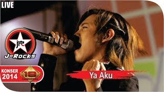 J-Rock - Ya Aku [Live Konser] at Bogor 21 Maret 2014