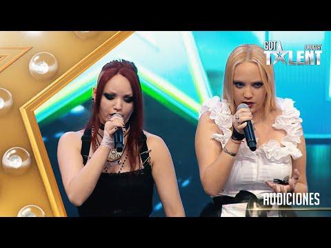 El dúo DREAM SISTERS no logró sorprender al jurado