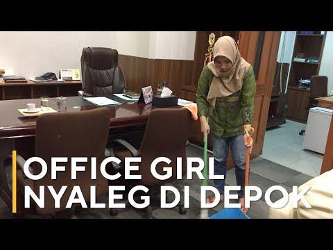Office Girl Nyaleg DPRD di Depok Mp3