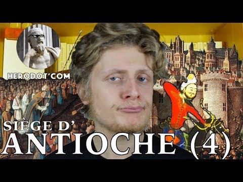Herodot'com - Siège d'Antioche IV (1097-1098) : Un Nouvel Espoir