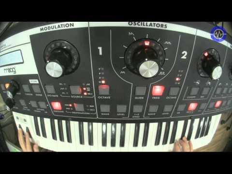 Moog Slim Phatty Sounds