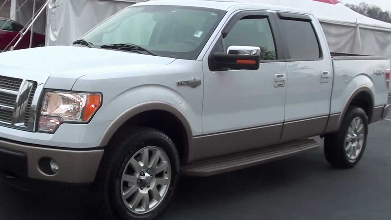 FOR SALE 2011 FORD F-150 KING RANCH!! 1 OWNER!! 15K MILES!! STK# 20537A www.lcford.com - YouTube