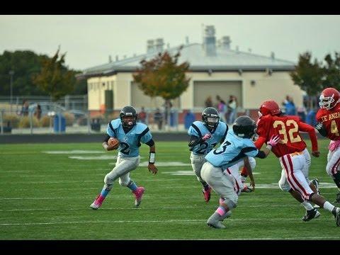 Dieontae Malan #2 Hercules Titans Junior Varsity Highlights