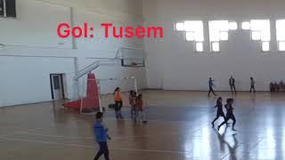 22.03.2019 küçük kız futsal özet görüntüleri