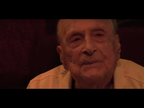 Arthur - I'm 104, and I knew Al Capone and his gangsters - Come on let's go