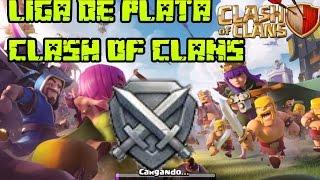 Liga de PLATA CLASH OF CLANS