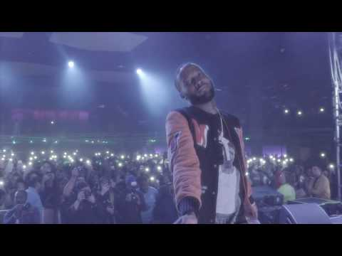 """Shy Glizzy Performs His Verse Of """"Crew"""" Live In Washington DC"""