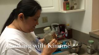 Cooking With Kimmie - S01e02 - Asian Style Salmon