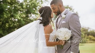 Michelle Madrigal and Troy Woolfolk | TEXAS On Site Wedding Film by Nice Print Photography