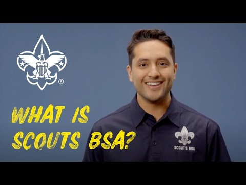 Scout Talk | What is Scouts BSA? | Boy Scouts of America