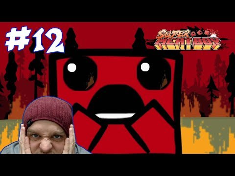 This One Took A Bit of My Soul - Super Meat Boy - Gameplay [#12]