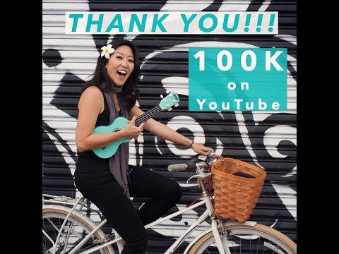 Cynthia Lin hits 100K!  Live Mini-Jam Celebration