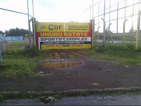 Uhuru Estate Stadium