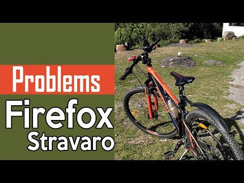 Problems I Faced in Firefox Stravaro and My First 60Km Ride