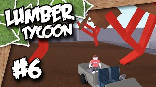 Lumber Tycoon 2 #6 - LAVA TREES FOR DAYS (Roblox Lumber Tycoon)