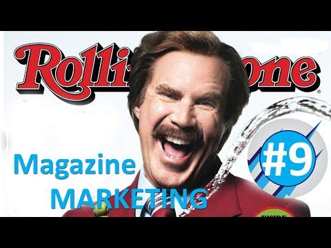 9: Magazine Marketing (Paula Gleason)