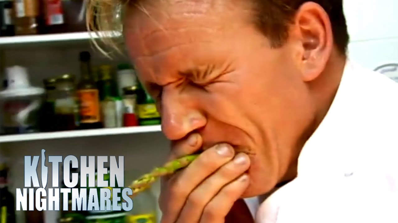Secret Garden Kitchen Nightmares Chef Ramsays Funniest Moments On Kitchen Nightmares Uk