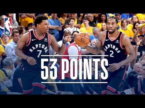 kawhi-leonard-and-kyle-lowry-combine-for-53-points-|-nba-finals-game-3