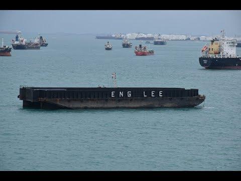 Singapore Port video