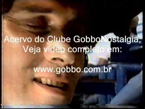 A História de Ana Raio e Zé Trovão - Novela resumo completo, Manchete, 1990 - 26 DVDs