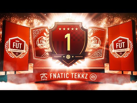 1ST IN THE WORLD FUT CHAMPIONS REWARDS! #FIFA20 Ultimate Team