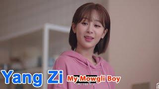 My Mowgli Boy - Yang Zi - 杨紫 - Yang Zi Images - Ling Xi