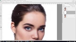 Точное выделение объекта в Adobe Photoshop 2020