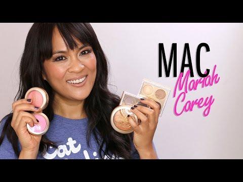 MAC Mariah Carey Collection! - Holiday 2016