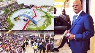 Voici le pasteur qui a bâti la plus grande église d'Afrique | APÔTRE LUTUMBA ~ CASARHEMA