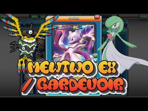 LEGACY Mewtwo EX Gardevoir Deck Pokemon TCGO