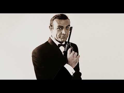 Motion Portrait - Sean Connery as James Bond [1080p]