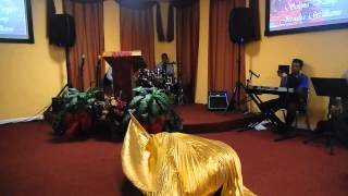 Harvest Time Deliverance and Fellowship Freeport Bahamas 2014 Revival