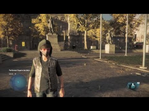 Watch Dogs: Legion - Unlocking and Wearing Wrench's Outfit |