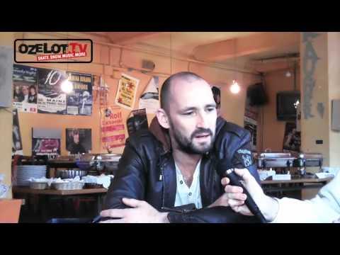 Gentleman im Gespräch mit Ozelot.TV - Interview zur neuen Live-CD/DVD