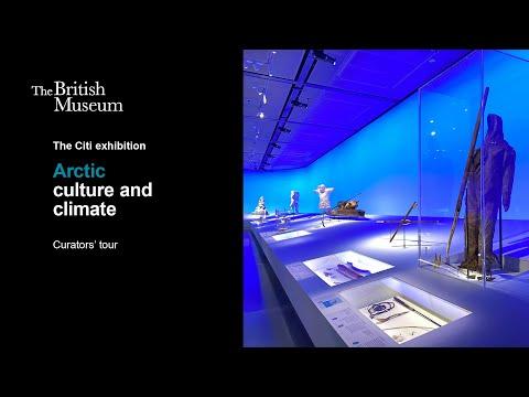 Curator's tour of #ArcticExhibition at the British Museum