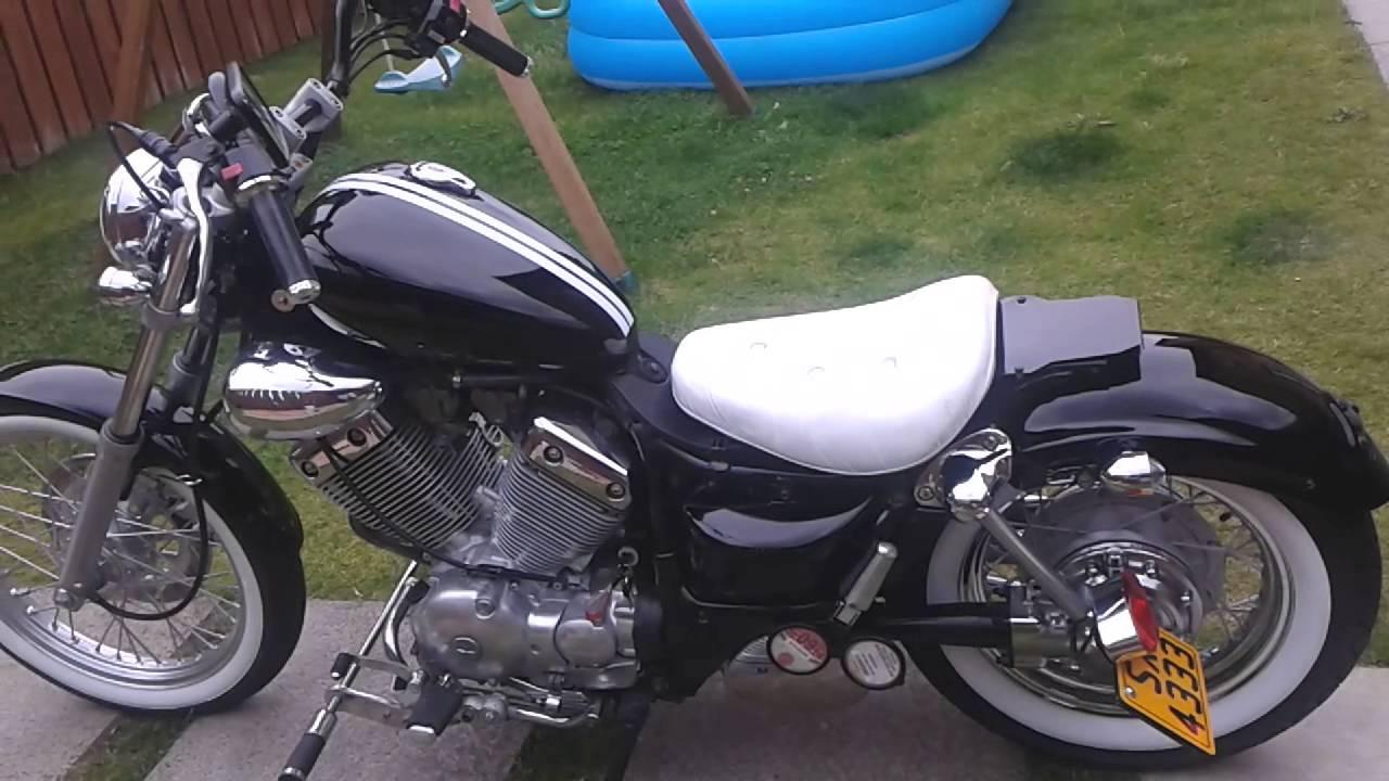Yamaha Bobbers