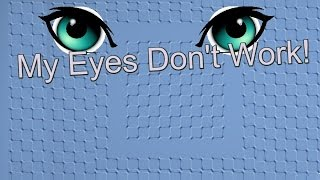 My Wobbly  Eyes - Moving Squares Optical Illusion