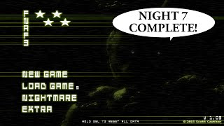 Five Nights at Freddys 3 (FNAF3) - Night 7 COMPLETE, No Cheats!