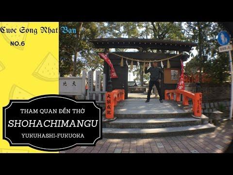 No.6 Tham quan đền thờ Shohachimangu - Yukuhashi