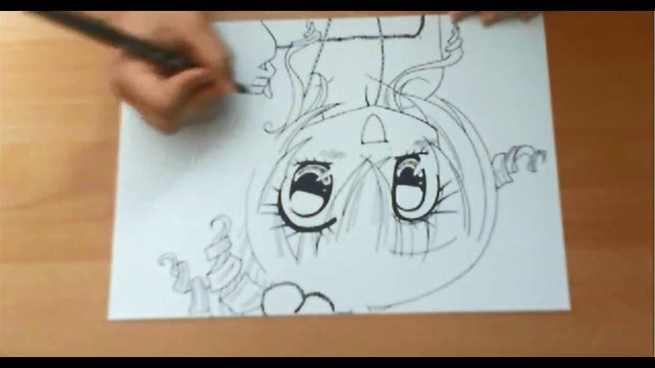Dessin de manga 1 kilari tsukishima youtube - Beau maquillage facile a faire ...
